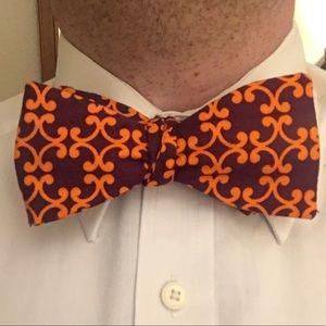Cotton Self-Tie Adjustable Bow Tie